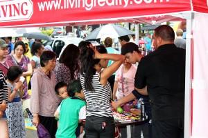 Rain Fails to Dampen Spirits at 2015 North Markham Fun Fair