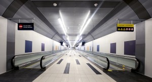 Billy Bishop Airport Unveils Pedestrian Tunnel