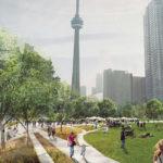 Toronto Planning New Park Atop Urban Railway
