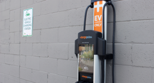 Electric Car Charging Now Available at Living Group's Head Office