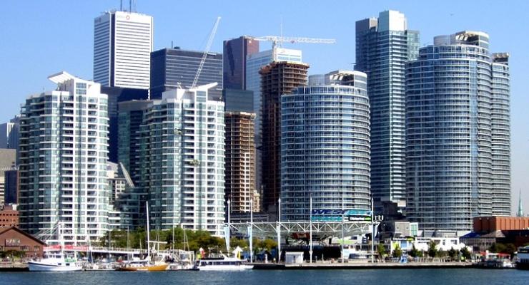 Toronto condos