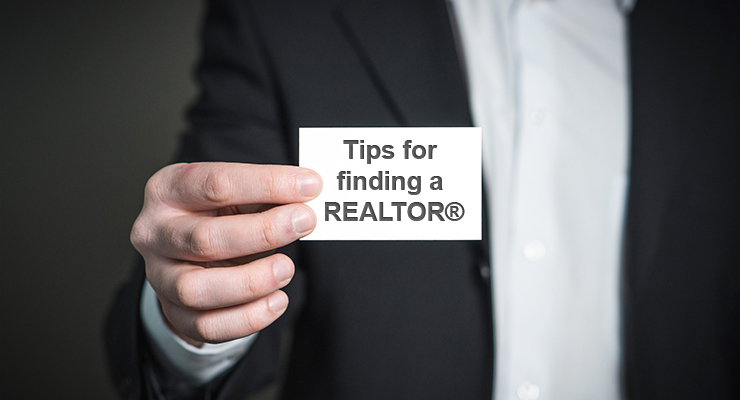 Tips to find a realtor