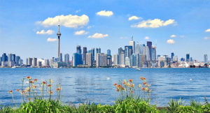 New home sales grew in the Toronto area