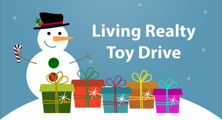 Living Realty Launches Festive Toy Drive