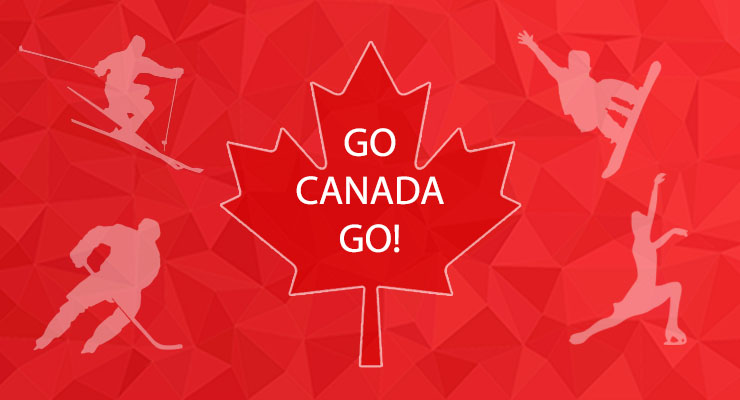 Team Canada prepares for the 2018 Winter Olympics
