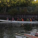 Living Realty's dragon boat race team begin training