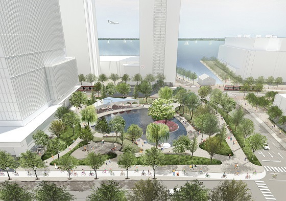 York Street Park winning design