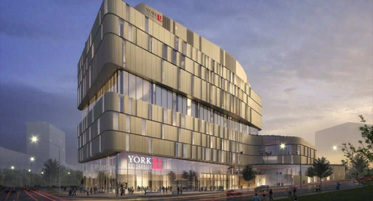 Future York University Markham Campus