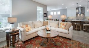 Seven tips for decorating your home
