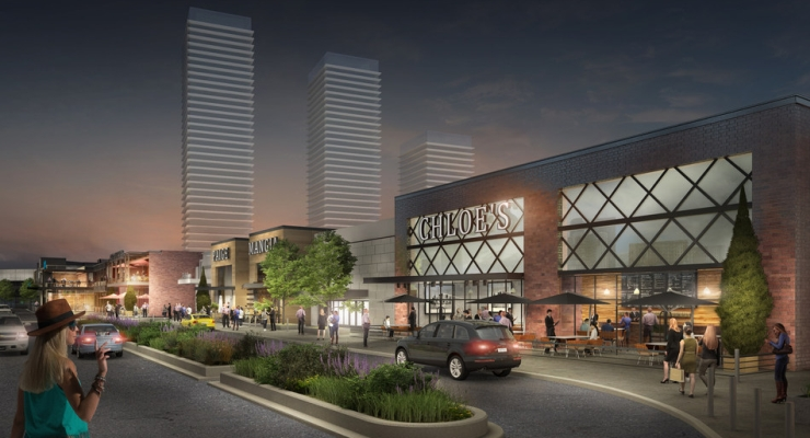 CF Fairview Mall set for $80 million renovation and expansion