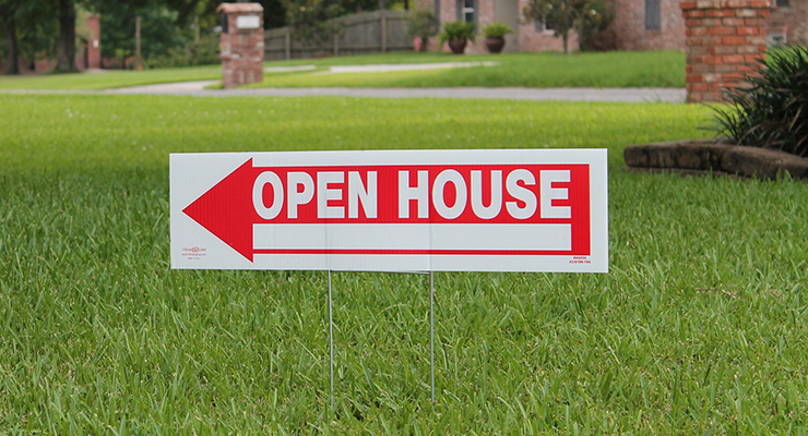 6 Tips for a Successful Open House