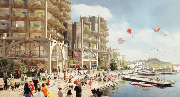 Sidewalk Labs cancels plans for Toronto's Quayside neighbourhood