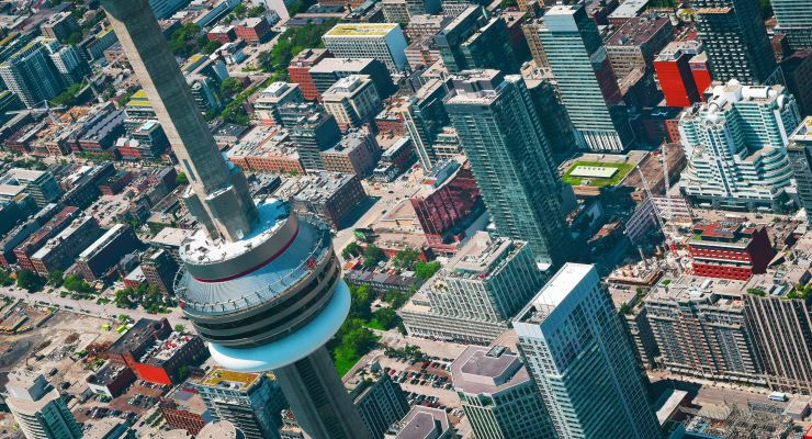 COVID-19 impacts April real estate numbers in GTA
