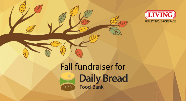 Living Realty launches fall fundraiser